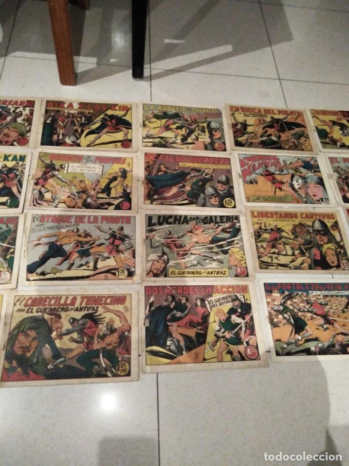 Tebeos: Lote 45 comics diferentes - Foto 4 - 170365588