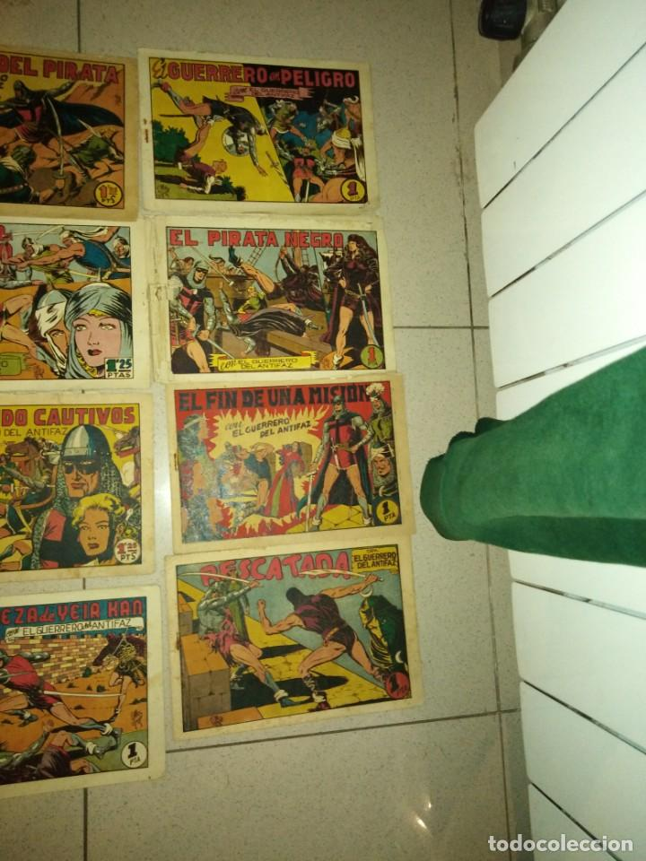 Tebeos: Lote 45 comics diferentes - Foto 5 - 170365588