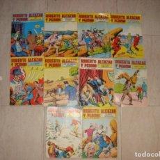 Tebeos: LOTE DE 10 COMICS ROBERTO ALCAZAR Y PEDRIN ,. Lote 170417916