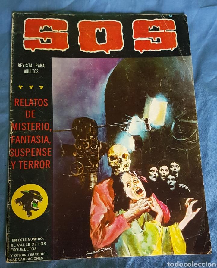 COMIC SOS 1981 N 11 (Tebeos y Comics - Valenciana - S.O.S)
