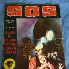 Tebeos: COMIC SOS 1981 N 11. Lote 170821733
