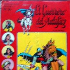 Tebeos: 10 GUERRERO DEL ANTIFAZ 17-18-20-21-25-26-27-28-29-30 1973 COMICS PUBLICACIÓN EDITVAL. Lote 170917625