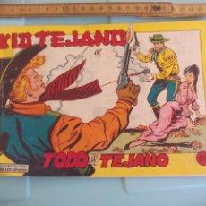 Tebeos: KID TEJANO EN TODO UN TEJANO. Nº , NUM. 25. 1961, EDITORIAL VALENCIANA. Lote 170922445
