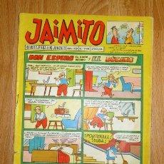 Tebeos: JAIMITO : REVISTA PARA LOS JÓVENES. AÑO XIX ; Nº 749 ; 14-II-1964. Lote 171102360