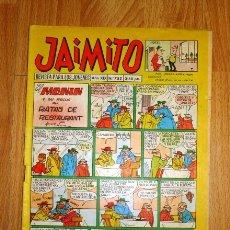 Tebeos: JAIMITO : REVISTA PARA LOS JÓVENES. AÑO XIX ; Nº 753 ; 14-III-1964. Lote 171102390
