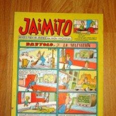 Tebeos: JAIMITO : REVISTA PARA LOS JÓVENES. AÑO XIX ; Nº 759 ; 25-IV-1964. Lote 171102535