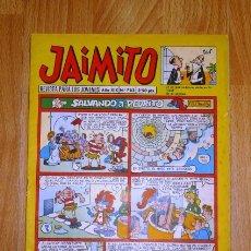Tebeos: JAIMITO : REVISTA PARA LOS JÓVENES. AÑO XIX ; Nº 763 ; 23-V-1964. Lote 171102574