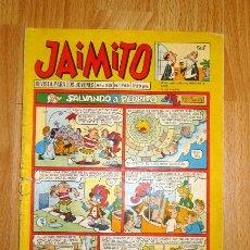 Tebeos: JAIMITO : REVISTA PARA LOS JÓVENES. AÑO XIX ; Nº 763 ; 23-V-1964. Lote 171102624
