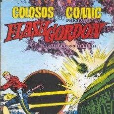 Tebeos: FLASH GORDON-COLOSOS DEL CÓMIC- Nº 24 -EL SABOTEADOR-1980-DIFÍCIL-GRAN DAN BARRY-BUENO-LEA-4355. Lote 244522290