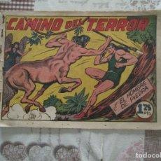 Tebeos: EL HOMBRE DE PIEDRA Nº 62. Lote 171197315