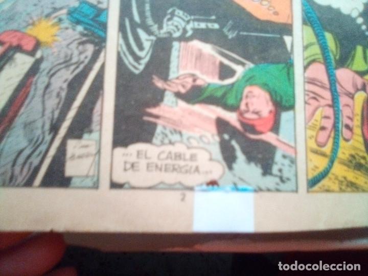 Tebeos: FLASH GORDON-COLOSOS DEL CÓMIC- Nº 24 -EL SABOTEADOR-1980-DIFÍCIL-GRAN DAN BARRY-BUENO-LEA-4355 - Foto 6 - 244522290