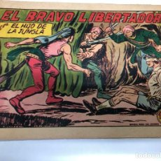 Tebeos: COMIC ORIGINAL EL HIJO DE LA JUNGLA Nº 18 EDITORIAL VALENCIANA. Lote 171424513