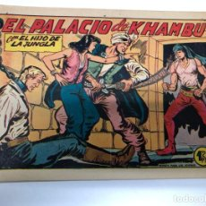Tebeos: COMIC ORIGINAL EL HIJO DE LA JUNGLA Nº 19 EDITORIAL VALENCIANA. Lote 171424545
