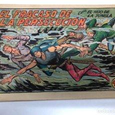Tebeos: COMIC ORIGINAL EL HIJO DE LA JUNGLA Nº 20 EDITORIAL VALENCIANA. Lote 171424582