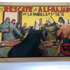 Tebeos: COMIC ORIGINAL LA PANDILLA DE LOS SIETE Nº 36 EDITORIAL VALENCIANA. Lote 171426372