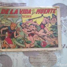Tebeos: EL HOMBRE DE PIEDRA 79 ANTIGUO. Lote 171429004