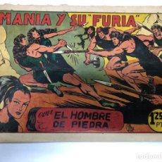 Tebeos: COMIC ORIGINAL PURK EL HOMBRE DE PIEDRA Nº 13 EDITORIAL VALENCIANA. Lote 171429723