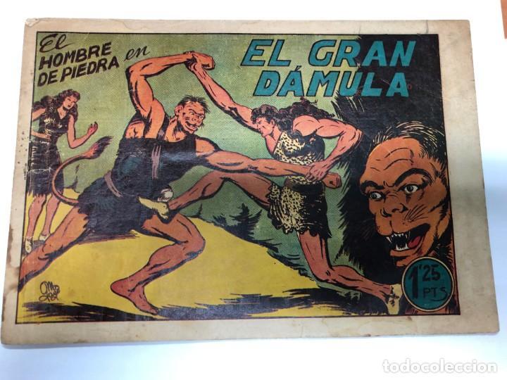 COMIC ORIGINAL PURK EL HOMBRE DE PIEDRA Nº 14 EDITORIAL VALENCIANA (Tebeos y Comics - Valenciana - Purk, el Hombre de Piedra)