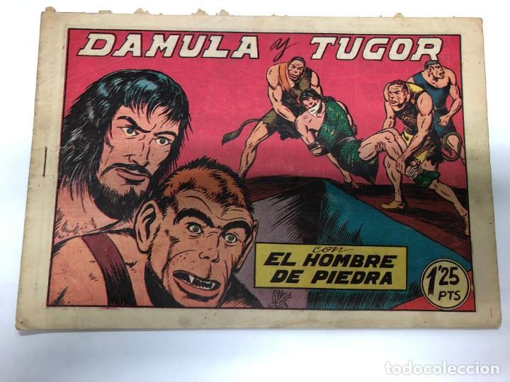 COMIC ORIGINAL PURK EL HOMBRE DE PIEDRA Nº 23 EDITORIAL VALENCIANA (Tebeos y Comics - Valenciana - Purk, el Hombre de Piedra)