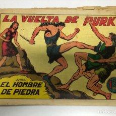 Tebeos: COMIC ORIGINAL PURK EL HOMBRE DE PIEDRA Nº 25 EDITORIAL VALENCIANA. Lote 171430043