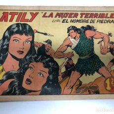 Tebeos: COMIC ORIGINAL PURK EL HOMBRE DE PIEDRA Nº 20 EDITORIAL VALENCIANA. Lote 171430112