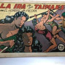 Tebeos: COMIC ORIGINAL PURK EL HOMBRE DE PIEDRA Nº 34 EDITORIAL VALENCIANA. Lote 171430202