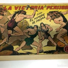 Tebeos: COMIC ORIGINAL PURK EL HOMBRE DE PIEDRA Nº 38 EDITORIAL VALENCIANA. Lote 171430225