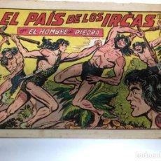 Tebeos: COMIC ORIGINAL PURK EL HOMBRE DE PIEDRA Nº 154 EDITORIAL VALENCIANA. Lote 171430278