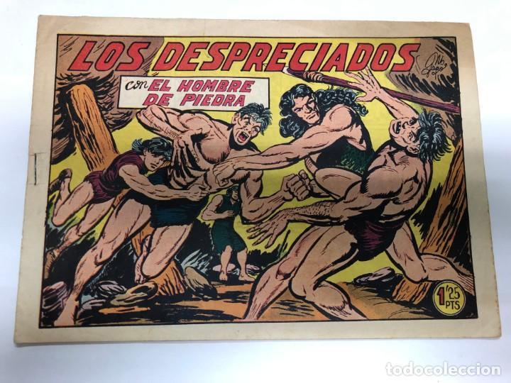 COMIC ORIGINAL PURK EL HOMBRE DE PIEDRA Nº 158 EDITORIAL VALENCIANA (Tebeos y Comics - Valenciana - Purk, el Hombre de Piedra)