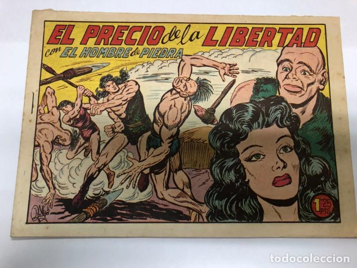 COMIC ORIGINAL PURK EL HOMBRE DE PIEDRA Nº 161 EDITORIAL VALENCIANA (Tebeos y Comics - Valenciana - Purk, el Hombre de Piedra)