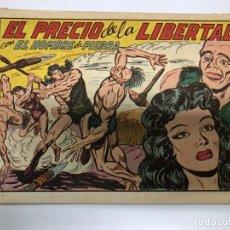 Tebeos: COMIC ORIGINAL PURK EL HOMBRE DE PIEDRA Nº 161 EDITORIAL VALENCIANA. Lote 171430409