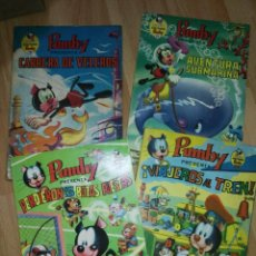 Tebeos: LOTE LIBROS PUMBY . Lote 172011765