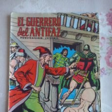 Tebeos: VALENCIANA - EL GUERRERO DEL ANTIFAZ NUM. 87 .COLOR. Lote 172141943