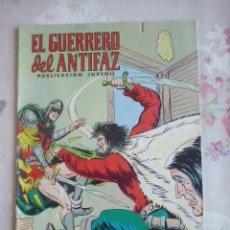 Tebeos: VALENCIANA - EL GUERRERO DEL ANTIFAZ NUM. 179 .COLOR. Lote 172142454