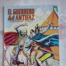 Tebeos: VALENCIANA - EL GUERRERO DEL ANTIFAZ NUM. 191 .COLOR. Lote 172142845