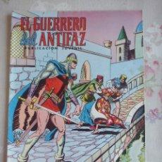 Tebeos: VALENCIANA - EL GUERRERO DEL ANTIFAZ NUM. 197 .COLOR. Lote 172143089