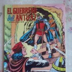 Giornalini: VALENCIANA - EL GUERRERO DEL ANTIFAZ NUM. 239 .COLOR. Lote 172143592