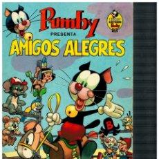 Tebeos: LIBROS ILUSTRADOS PUMBY 1 - ORIGINAL. VALENCIANA,1967 - MUY BUENO.. Lote 172184274
