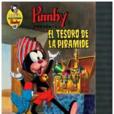 Tebeos: LIBROS ILUSTRADOS PUMBY 48 - ORIGINAL. VALENCIANA,1972 - MUY BUENO.. Lote 172185288
