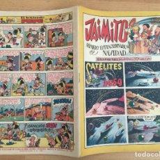 Tebeos: JAIMITO - NUMERO EXTRAORDINARIO DE NAVIDAD - Nº 478 - VALENCIANA - GCH. Lote 172278852