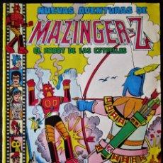 Tebeos: MAZINGER Z EL ROBOT DE LAS ESTRELLAS - NUMERO 11 - VALENCIANA 1978. Lote 172372763