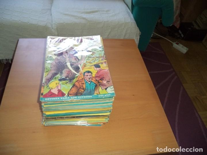 Tebeos: Roberto Alcazar y Pedrín Extra Año 1966 Lote de 85 Tebeos Originales Dibujantes Vaño Ambrós Guerrero - Foto 4 - 172069502