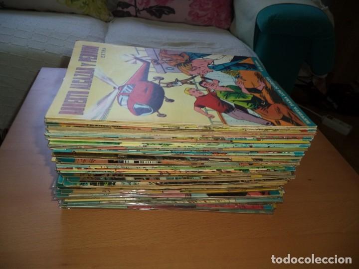 Tebeos: Roberto Alcazar y Pedrín Extra Año 1966 Lote de 85 Tebeos Originales Dibujantes Vaño Ambrós Guerrero - Foto 13 - 172069502