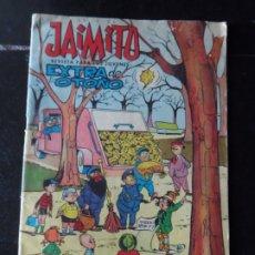 BDs: JAIMITO EXTRA DE OTOÑO PARA 1966 EDITA VALENCIANA . Lote 172813914