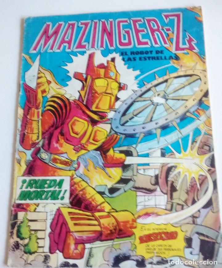 MAZINGER-Z NUM. 1 - EDITORIAL VALENCIANA (Tebeos y Comics - Valenciana - Otros)