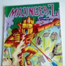 Tebeos: MAZINGER-Z NUM. 2 - EDITORIAL VALENCIANA. Lote 172913285