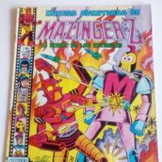 Tebeos: NUEVAS AVENTURAS DE MAZINGER-Z NUM. 5 - EDITORIAL VALENCIANA. Lote 172913598