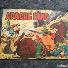 Tebeos: APACHE KING Nº 1. Lote 172953420