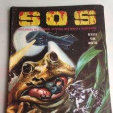 Livros de Banda Desenhada: SOS. SEGUNDA EPOCA Nº 57. LA PESADILLA ( DIFICIL ). Lote 172956290