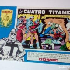 Tebeos: EL GUERRERO DEL ANTIFAZ - HOMENAJE A MANUEL GAGO - Nº 7. Lote 173028149